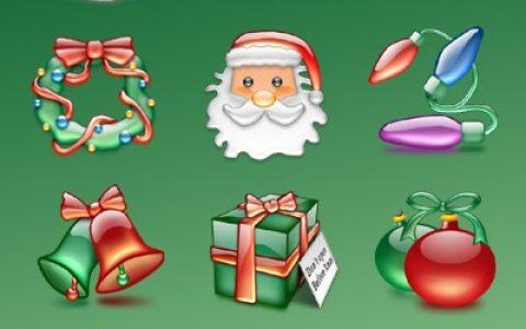 31个免费的圣诞节设计素材下载