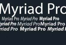 10个专业的网页设计师专用字体下载