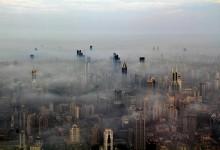 12张上海高空摄影照片欣赏