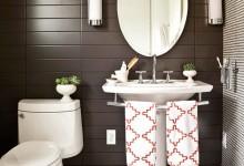 65个创意的浴室装修设计案例
