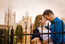 30张浪漫温馨的情侣摄影照片