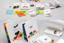 25个创意的企业形象和品牌设计实例