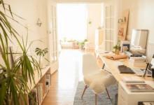 30个创意的在家办公装修设计参考