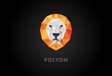18个以多边形为主题的创意Logo设计