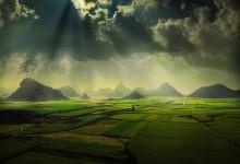 9张绝美的亚洲风光摄影照片