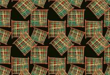 40个创意的方形图案免费下载