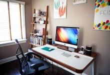 11个简约的办公区设计案例