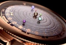 24个非常有创意的手表设计作品