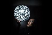 21个创意的DIY灯具设计