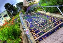 17个创意漂亮的楼梯台阶摄影照片