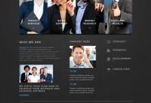15个免费的咨询辅导类的网站模板下载
