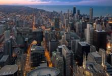 16张以美国芝加哥为主题的摄影照片