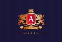 10个以纹章为主题的创意Logo设计