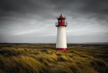 28张风暴中的灯塔摄影照片