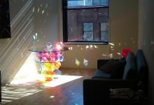 18个华丽且创意的桌子设计作品