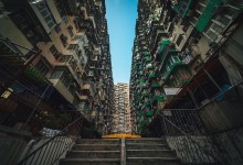 11张香港的城市建筑摄影照片