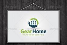 30个优秀的收费创意Logo模板下载