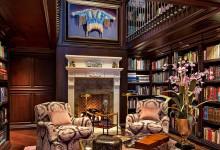 30个经典的书房创意设计装修效果