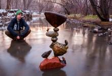 26张不可思议的平衡艺术摄影照片
