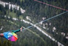 16张阿尔卑斯山上的吊床摄影照片