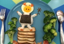 10张关于煎鸡蛋的创意早餐照片