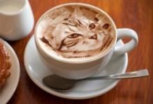 30个创意的咖啡泡沫艺术作品欣赏