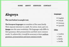 40个免费的优秀网页字体下载