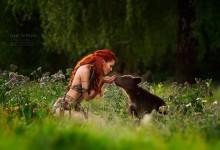 10张模拟童话场景的摄影照片欣赏