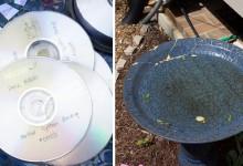 18个创意的废旧CD回收利用方法