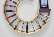 60个创意的书架设计作品案例
