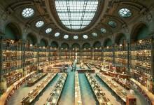 13张壮丽的图书馆摄影照片欣赏