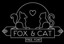 15个免费的简约风格字体下载