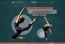 10个免费的舞蹈培训机构网站模板主题