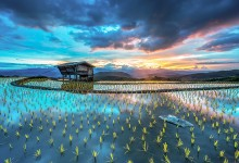 26张超级优美的梯田摄影照片欣赏
