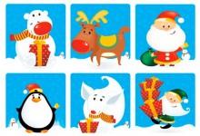 13个免费高品质的圣诞节矢量素材下载