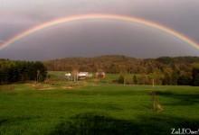 30张美丽的雨后彩虹摄影照片