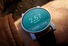 20个简洁的手表UI界面设计欣赏