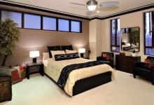 给你的卧室来点创意的颜色吧