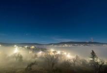 19张摄影——美丽的雾中景色