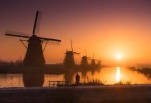 20张唯美荷兰风景摄影