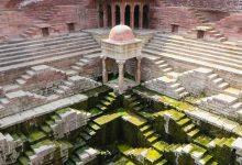 19张不为人知的古印度梯井摄影