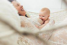 21张关于母乳喂养的摄影照片