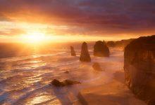 世界各地的夕阳摄影欣赏