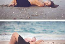 15+准妈妈孕前孕后的摄影记录