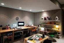 """25个创意的""""现代办公室""""空间设计欣赏"""