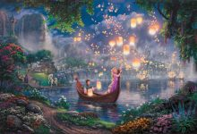 24张精美的Disney电影海报作品欣赏
