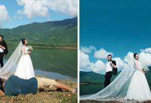 15张疯狂的婚纱摄影照片
