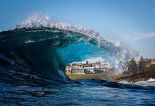 25张以海浪为主题的摄影照片