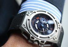 20个漂亮的手表创意设计作品