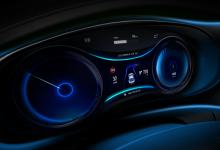 漂亮精美的汽车仪表盘UI设计